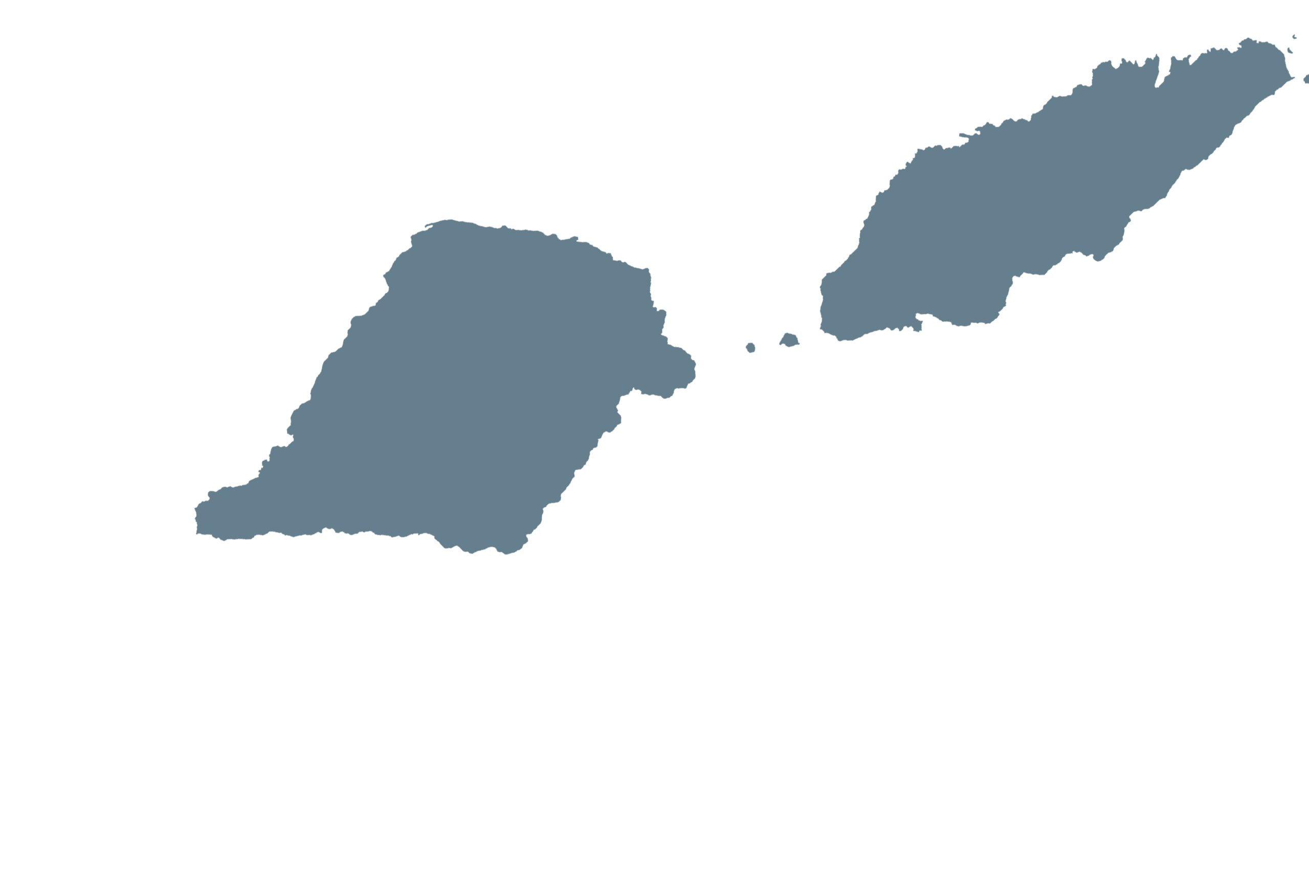 Samoa map in blue from list of missing countries for 1 Earth City Portrait Photography Project aka NYChildren by Danny Goldfield.
